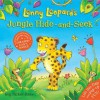Lenny Leopard's Jungle Hide-And-Seek. Illustrated by Guy Parker-Rees - Guy Parker-Rees
