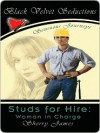 Studs for Hire - Sherry James