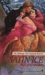 Satin Ice (The Delaneys, #12) - Iris Johansen