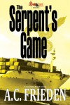 The Serpent's Game (Jonathan Brooks, #2) - A.C. Frieden