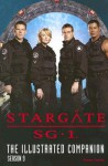 Stargate Sg-1: The Illustrated Companion, Season 9 - Sharon Gosling, Brad Wright, Jonathan Glassner