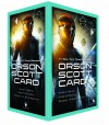 Ender's Game (Movie Tie-In) Boxed Set I: Ender's Game, Ender's Shadow, Shadow of the Hegemon - Orson Scott Card