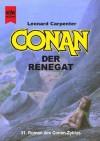 Conan der Renegat (Conan, #31) - Leonard Carpenter, Edda Petri