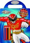 Power Rangers Megaforce: Carry Along - Parragon Books
