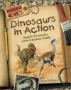 Dinosaurs in Action - Rupert Matthews