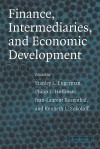 Finance, Intermediaries, and Economic Development - Stanley L. Engerman, Philip T. Hoffman, Jean-Laurent Rosenthal