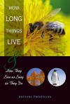 How Long Things Live: & How They Live as Long as They Do - Anthony D. Fredericks