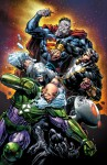 Forever Evil #3 - Geoff Johns, David Finch, Richard Friend, Ethan Van Sciver