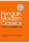 Penguin Modern Classics: The Complete List, including why read the classics? - Italo Calvino, Penguin Classics
