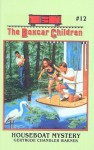 Houseboat Mystery (The Boxcar Children, #12) - Gertrude Chandler Warner