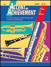 Accent on Achievement Book 1 Horn in F - John O'Reilly, Mark Williams