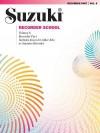 Suzuki Recorder School (Soprano and Alto Recorder), Vol 8: Recorder Part - Alfred Publishing Company Inc.