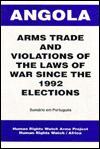 Angola: Arms Trade and Violations of the Laws of War Since the 1992 Elections: Sumrio Em Portugus - Human Rights Watch Arms Project