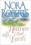 Heaven and Earth (Three Sisters Island trilogy #2) (Large Print) - Nora Roberts