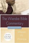 Wiersbe Bible Commentary 2 Vol Set w/CD Rom (Wiersbe Bible Commentaries) - Warren W. Wiersbe