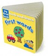 First Words (Look and Learn, My First Book) - Back Pack Books