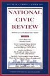 National Civic Review: Making Citizen Democracy Work - Robert Loper, Michael McGrath