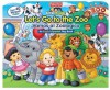 FISHER-PRICE LET'S GO TO THE ZOO!/VAMOS A EL ZOOLÓGICO! - Lori C. Froeb, Ellen Weiss, SI Artists