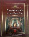 Synagogues of New York City : History of A Jewish Community - Oscar Israelowitz