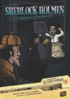 Sherlock Holmes and the Adventure of the Blue Gem - Murray Shaw, M.J. Cosson, Sophie Rohrbach