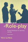 The Effective Use of Role Play - Morry Van Ments