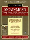 MCAD/MCSD Visual Basic .NET Certification All-in-One Exam Guide - Larry Chambers, Richard Fowler, Michael Linde, Anthony Sequeira