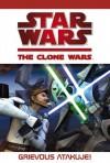 Gwiezdne Wojny. Wojny Klonów: Grievous atakuje! - Tracey West, Veronica Wasserman, Rob Valois