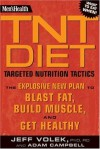Men's Health TNT Diet: The Explosive New Plan to Blast Fat, Build Muscle, and Get Healthy in 12 Weeks - Jeff S. Volek, Adam Campbell