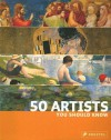 50 Artists You Should Know - Thomas Köster, Lars Röper, Michael Robinson