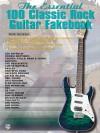 The Essential Classic Rock Guitar Fakebook - Kenn Chipkin, Aaron Stang