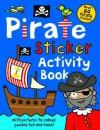 Pirate Sticker Activity Book - Roger Priddy