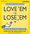 Love 'em or Lose 'em: Getting Good People to Stay - Beverly Kaye, Sharon Jordan-Evans, David Drummond