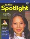 In the Spotlight, Volume 1: Levels D-F - Henry Billings, Melissa Billings