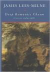 Deep Romantic Chasm: Diaries, 1979-1981 - James Lees-Milne, Michael Bloch