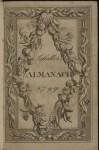 Musen-Almanach für das Jahr 1799 - Friedrich Schiller, Johann Wolfgang von Goethe, Friedrich Hölderlin, Ludwig Tieck, Friederike Brun