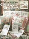 Sunbonnet Sue Yesteryear's Sweetheart: Cross Stitch - Carol Emmer, Leisure Arts