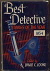 Best Detective Stories of the Year 1954 - David C. Cooke