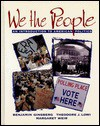 We The People: An Introduction To American Politics - Benjamin Ginsberg, Margaret Weir