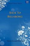 Back to Billabong - Mary Grant Bruce