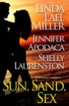 Sun, Sand, Sex (includes Pride, #2.5) - Linda Lael Miller, Jennifer Apodaca, Shelly Laurenston