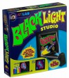 Black Light Studio [With Black Light Led Projector / 30 Sheets Black Paper and One Sketching Pencil and Two Profession - Frank M. Young