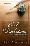 Civil Disobedience: And Other Political Writings - Henry David Thoreau