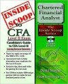 Insidescoop to the Candidate's Guide to (CFA) Chartered Financial Analyst 2003 Level II: Learning Outcome Statements - David Stewart