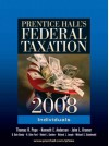 Prentice Hall's Federal Taxation 2008: Individuals - Thomas R. Pope, Kenneth E. Anderson