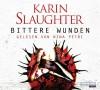 Bittere Wunden - Klaus Berr, Nina Petri, Karin Slaughter