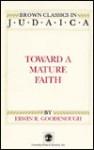 Toward a Mature Faith - Erwin R. Goodenough