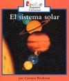 El Sistema Solar - Carmen Bredeson, Eida DelRisco, Orsola De Marco