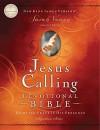 Jesus Calling Devotional Bible-NKJV - Sarah Young