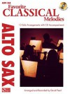 Favorite Classical Melodies: Alto Sax [With CD (Audio)] - David Pearl