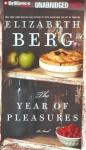 The Year of Pleasures (Audio) - Elizabeth Berg, Sandra Burr